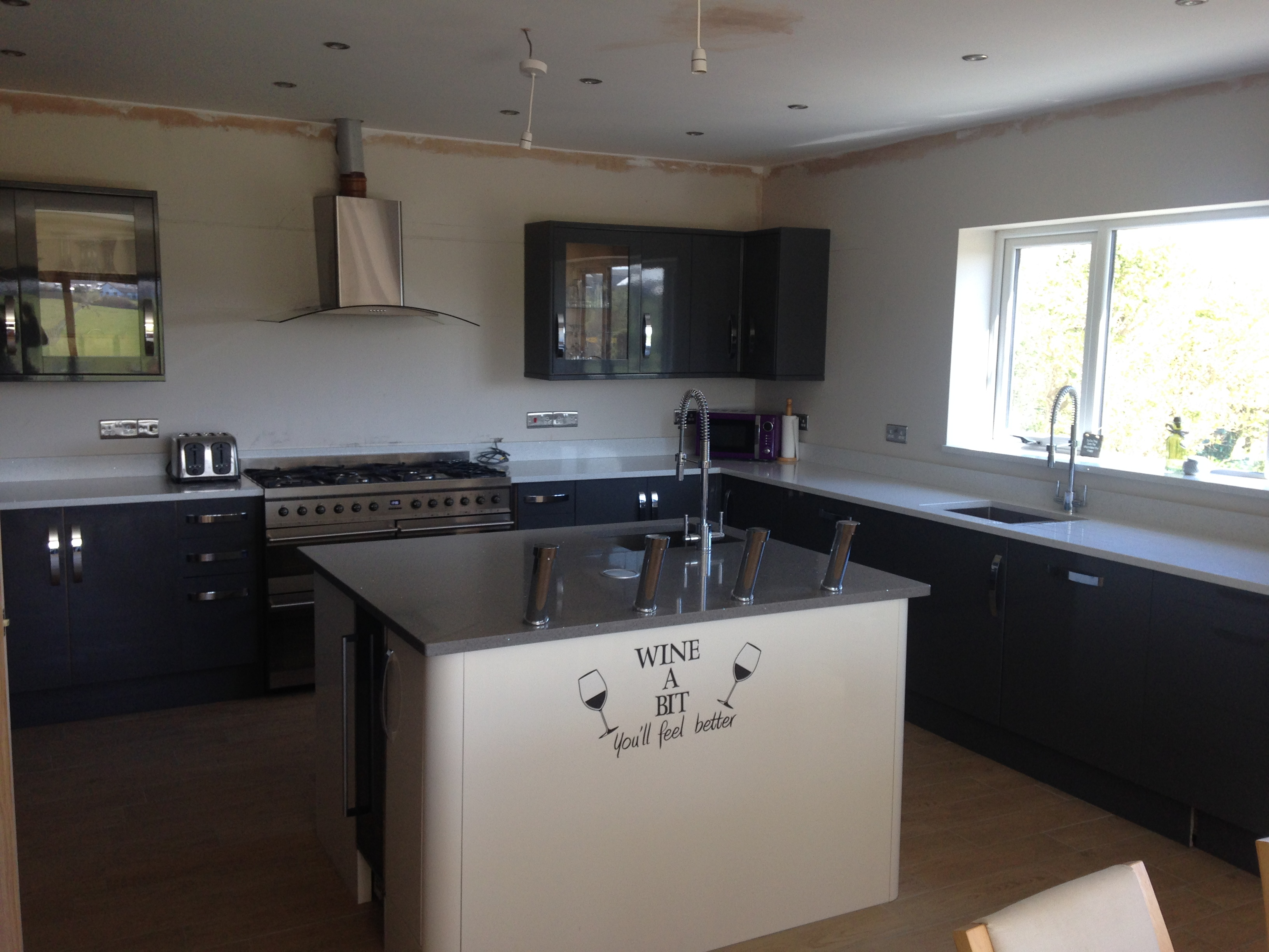 New kitchen design installations pritchard construction for Kitchen designs new