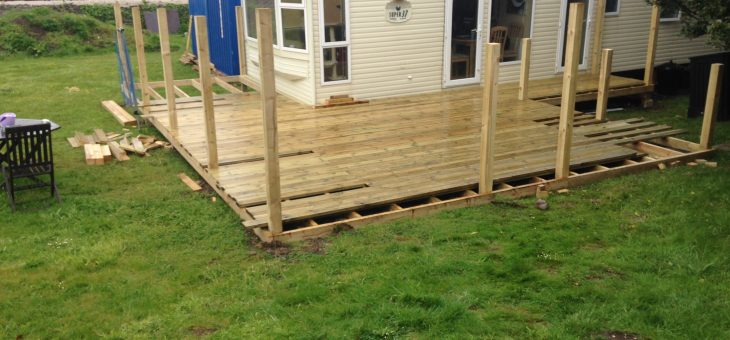 Decking Design and Construction